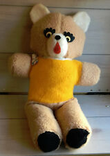 "Vintage 60s 70s Beloved Toys Teddy Bear Plush! 24"" Stuffed Toy Lovey"