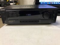Sony Model STR-DE505 5.1 Dolby Pro Logic Receiver Home Theatre  CLEAN. TESTED.