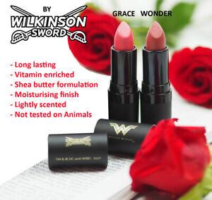Wilkinson Sword Moisturising Shea Butter Lipstick LIMITED EDITION  RRP £10 Pink
