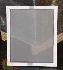 4 Pack - 20x24 Aluminum Frame Size - 160 White Mesh Silk Screen Printing Screens