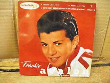 Frankie Avalon  - tudexo junction - disque president n° PRC 215