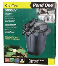 Pond One P1-93043 ClariTec 3000 Pressurised Pond Filter With Backwash