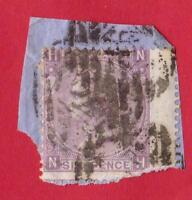 Grande Bretagne- n°:34-- oblitéré-  - Cote :50 €