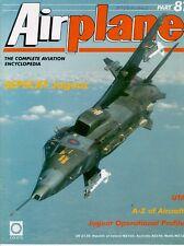 AIRPLANE 81 FRENCH AF ARMEE DE L AIR RAF SEPECAT JAGUAR_DOUGLAS A-3 A-20 A-26