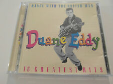 Duane Eddy - 18 Greatest Hits - (CD Album) - Used very good