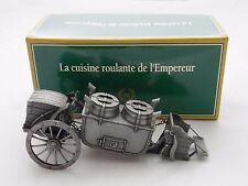 Figurine MHSP Atlas Cuisine Roulante de l'Empereur Austerlitz 1805 Napoléon