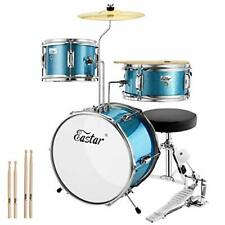 Schlagzeug Eastar Kinder 3teilig 3-10 Jahre Set Snare Tom Musikinstrument B-WARE