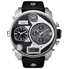 New Diesel * SBA Chronograph Black DZ7125 * Men's Watch