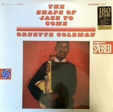 Ornette Coleman - The Shape Of Jazz To Come 180G LP REISSUE NEW / DAMAGED JACKET