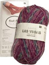 Lanas e hilos color principal multicolor de poliéster
