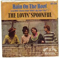 The Lovin' Spoonful-Rain on the Roof (VG+)