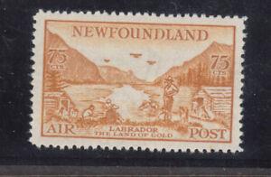Newfoundland #C17 Extra Fine Never Hinged Gem