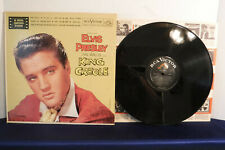 Elvis Presley, King Creole, RCA Victor Records LPM 1884, 1964, Soundtrack