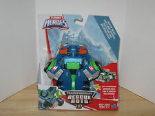 Transformers 2016 Playskool Heroes Rescue Bots Hoist the Tow-Bot VHTF Brand New