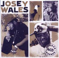 Josey Wales - Reggae Legends – Josey Wales [CD]