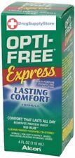 OPTI-FREE Express MULTIPURPOSE 4OZ