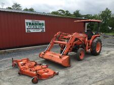 "2001 Kubota L2900 Compact Tractor w/ Loader and 72"" Mower Deck!"