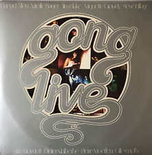 GONG - LIVE ETC (LP) (EX/EX-)