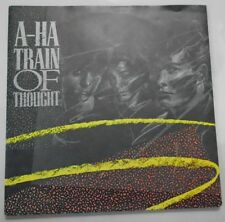 "A HA - Train Of Thoughts ~ 7"" Single PS"