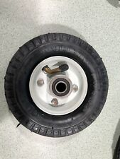 """6X2 Inflation Tire Wheel Use 6"""" Tire 160mm Pneumatic Tyre Scooter F0 300lb cap!"""