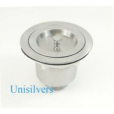 Stainless Steel Kitchen Bar Sink Lift Out Basket Strainer