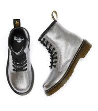 NEW Metallic Dr. Martens Boot. Size-7, NWOT