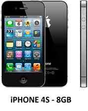 Apple iPhone 4S 8GB VERIZON Unlocked - STRAIGHT TALK KIT