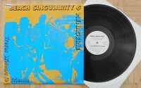 C337 TREVOR WISHART & FRIENDS BEACH SINGULARITY & MENAGERIE RARE OLD LP