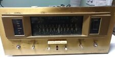 The Fisher 90-T preamp tuner, mono