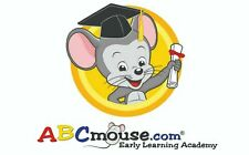 ABC Mouse Learning Plan Access Full Year Subscription