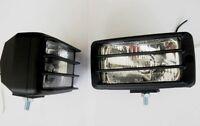 Paar 2 x Universell Auto Transporter Bus Halogen Lichter 12V Halogen Lampe NEU