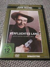 Verfluchtes Land - John Wayne - Western DVD - wie neu