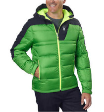 SPYDER Bernese 700 DOWN JACKET size Large