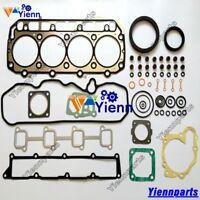 4TNE98 4D98E-1 4TNE98T overhaul gasket kit for Yanmar Komatsu engine Vio70CR