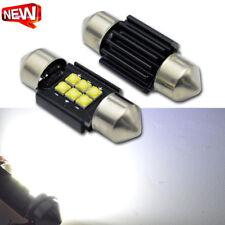 1 x 31mm CREE 6 XBD Canbus Festoon LED Car Interior Roof Dome 12-24V Light Bulbs