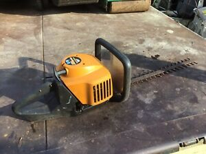 McCulloch 550 Hedge Cutter Breaking For Parts - NOT COMPLETE CUTTER FOR 99p