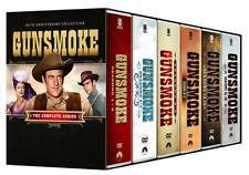 GUNSMOKE: Complete Series 1-20 (143 DVD Box Set) 65TH Anniversary Collection US