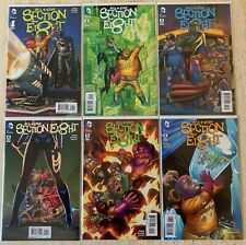 ALL-STAR SECTION EIGHT 1 2 3 4 5 6 | COMPLETE SERIES | GARTH ENNIS | VF/NM