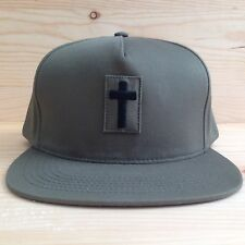 SUPREME DEO ET PATRIA SNAPBACK FIVE PANEL HAT CAMO MILITARY BOX LOGO ARMY FW2013