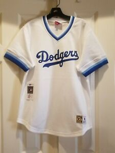 LOS ANGELES DODGERS Jersey Top Pullover (Size Med)