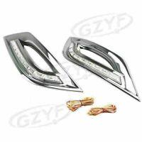 LED Daytime Running Light DRL Fog Lamps for Hyundai Sonata 2011 2012 2013 2014