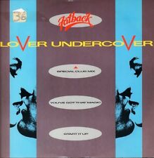 """Fatback - Lover Undercover (Special Club Mix) 3 Track 12"""" Single 1985 A9638T"""