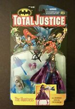 "Dc Comics The Huntress 5"" Action Figure 1997. Bonus 1989 Huntress comic."