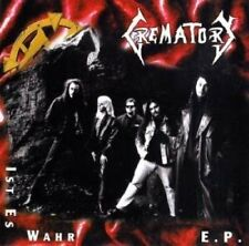 Crematory + Maxi-CD + Ist es wahr EP (4 tracks, 1996)
