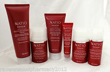 Natio Renew Line & Wrinkle FULL SET - SIX PRODUCTS - LESS THAN RRP