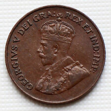 1921 Canada George V One Cent # Nice Grade #