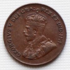 1921 Canada George V One Cent # Nice Grade #
