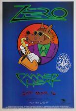 Zero - Maritime Hall Poster, Steve Kimock, Canned Heat 3/16/1997 FD/ID#13