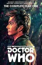 Doctor Who: The Tenth Doctor Complete Year One by Nick Abadzis (Hardback, 2017)