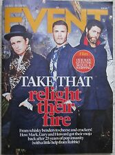 Take That – Event Magazine – 12 February 2017